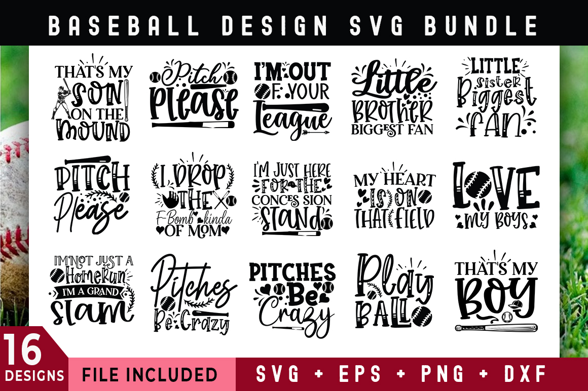 510 SVG DESIGN THE MIGHTY BUNDLE |32 DIFFERENT BUNDLES example image 19
