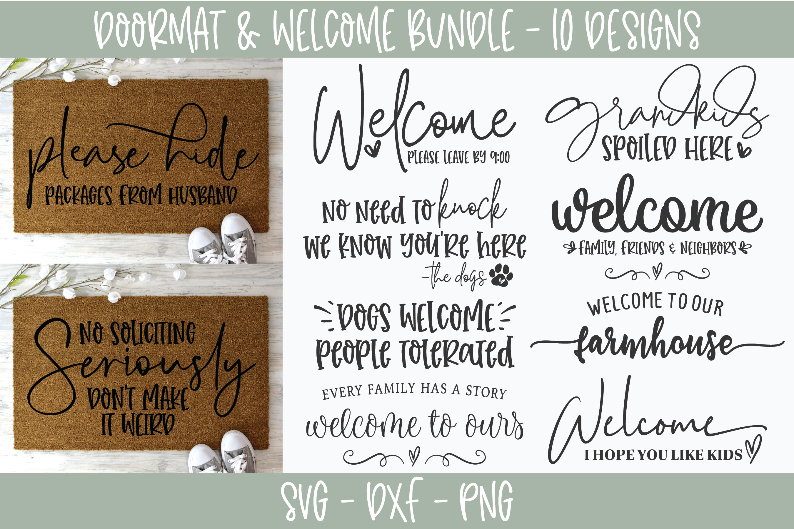 Huge Bundle Of Bundles VOL. 2 - 154 Designs example image 2