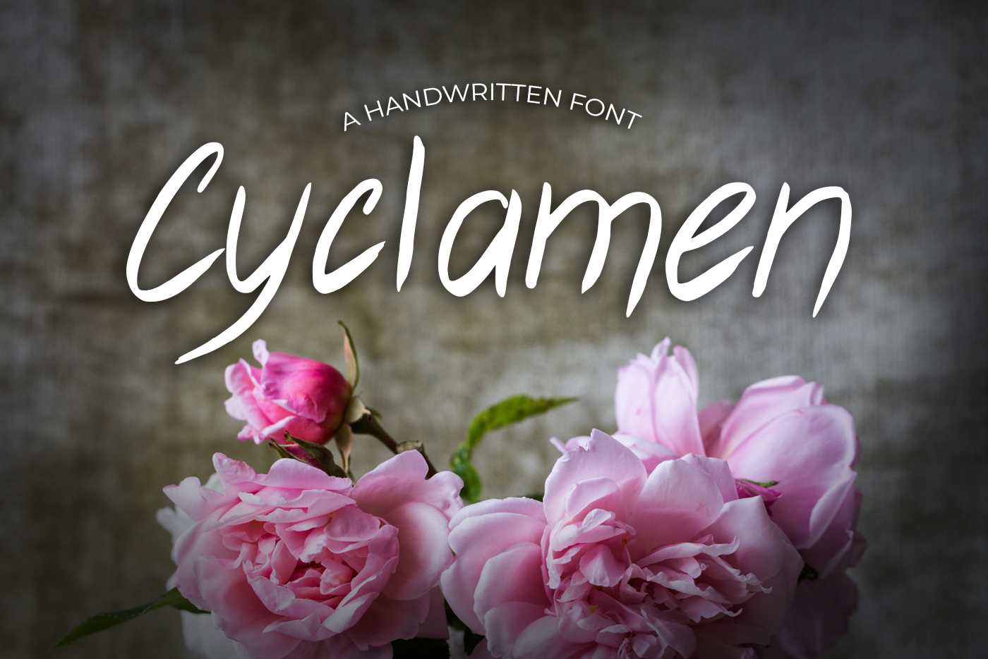 40 Handmade Fonts example image 15