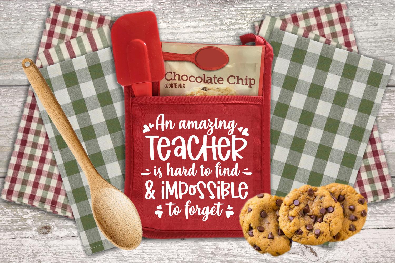 Teacher SVG Bundle, Teacher Appreciation, Teacher Gift Ideas example image 2