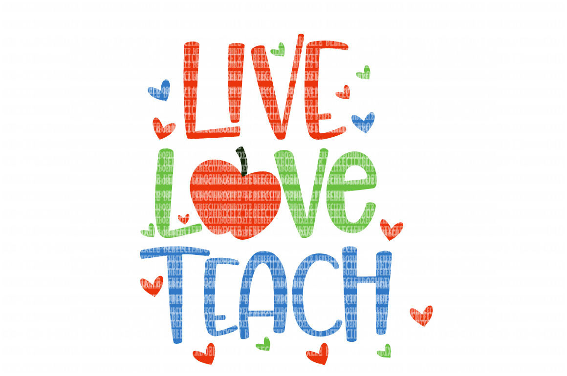 1070+ To Teach Is To Love Svg SVG Images File