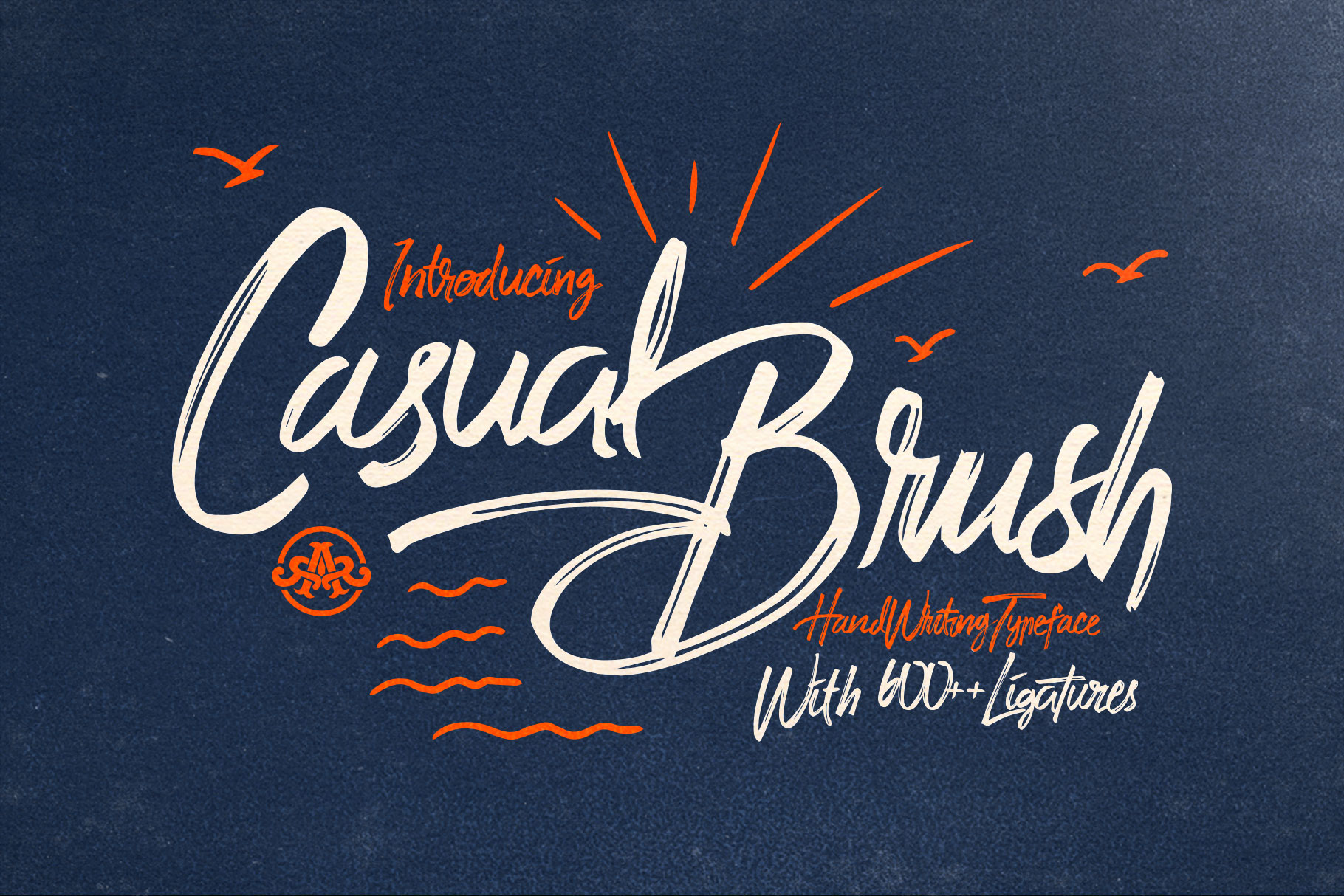 Casual Brush example image 1