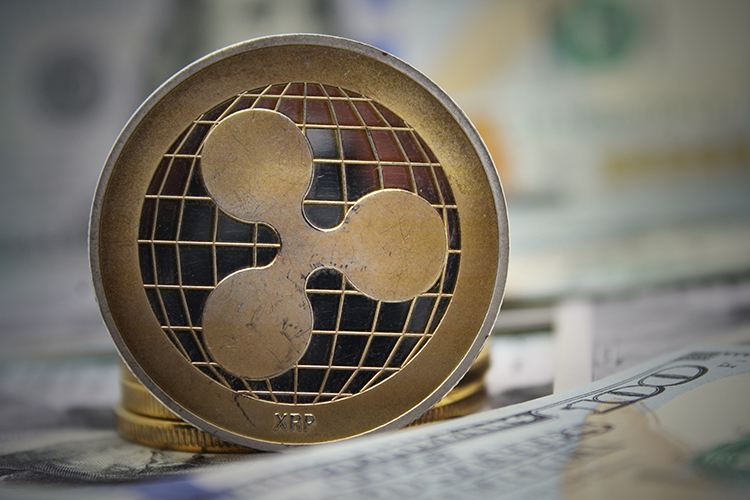 Cryptocurrency Coins. Bitcoin, Ripple and Ethereum JPEG Set example image 13