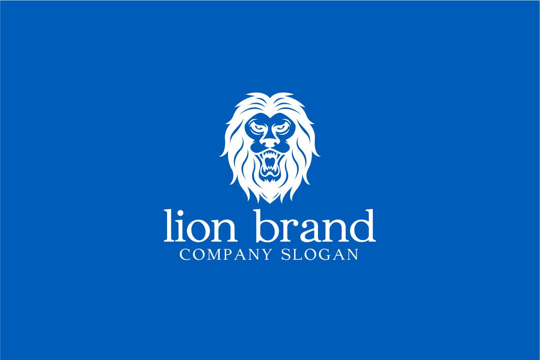 Lion Brand Logo example image 6