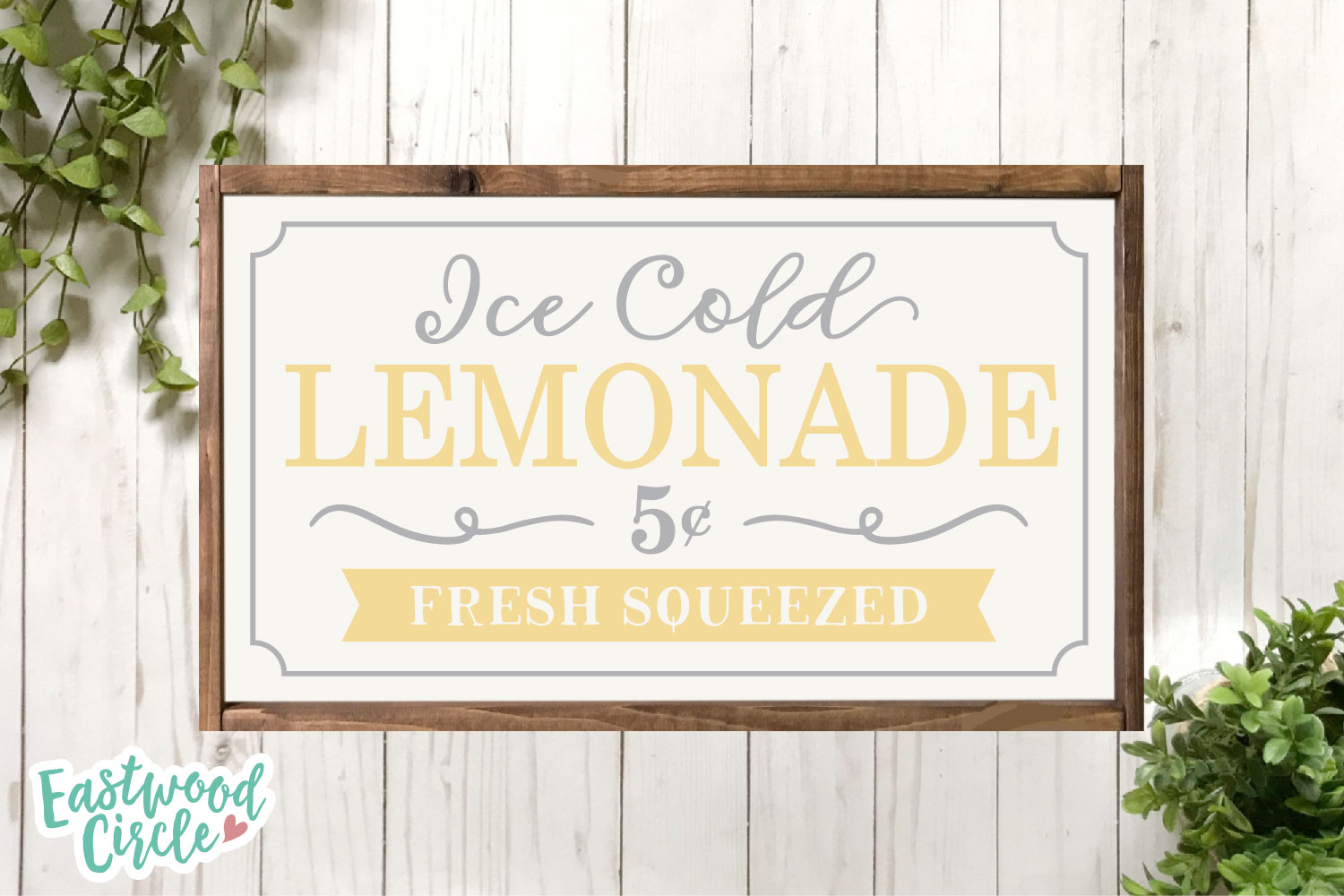 Summer SVG Bundle - Cut Files for Signs example image 4