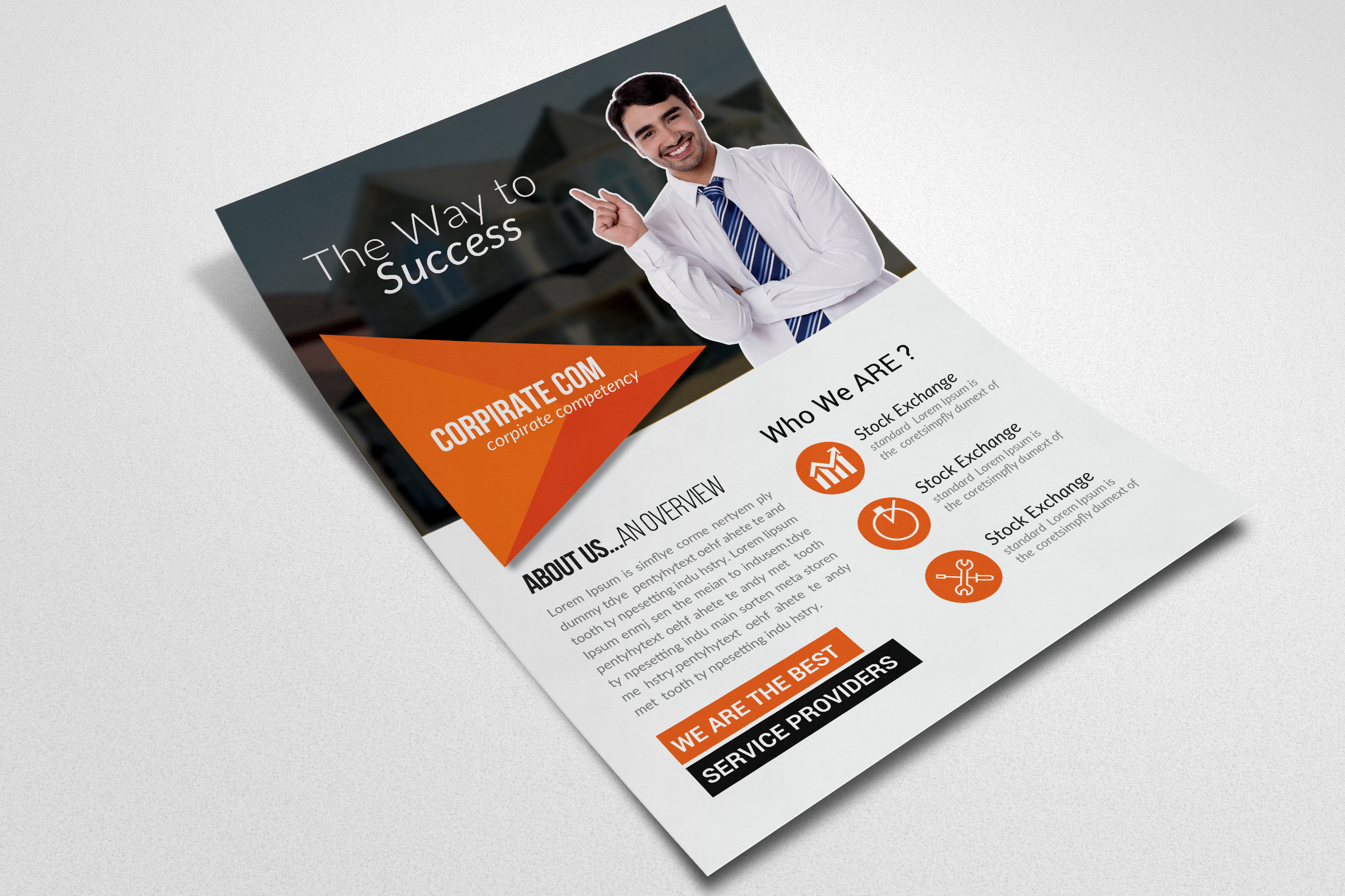 Real Estate Agent Flyer example image 3