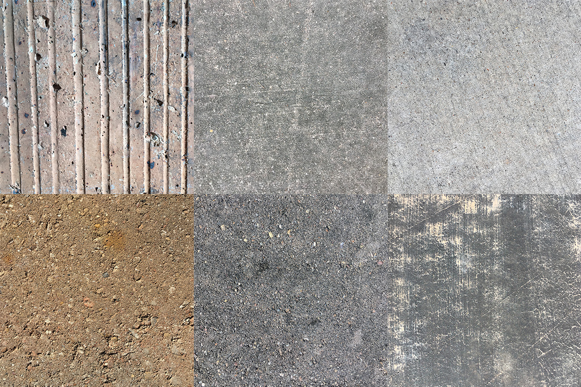 Concrete Texture Pack example image 2