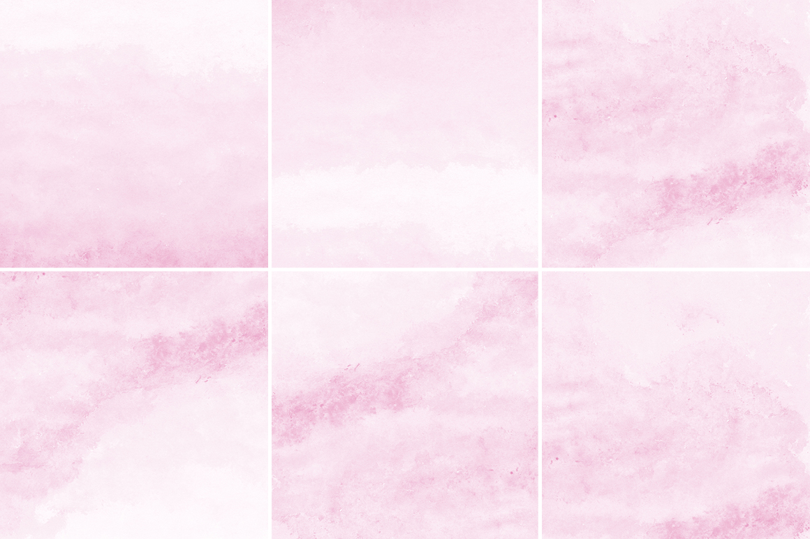 Pink Watercolor Texture Backgrounds example image 2