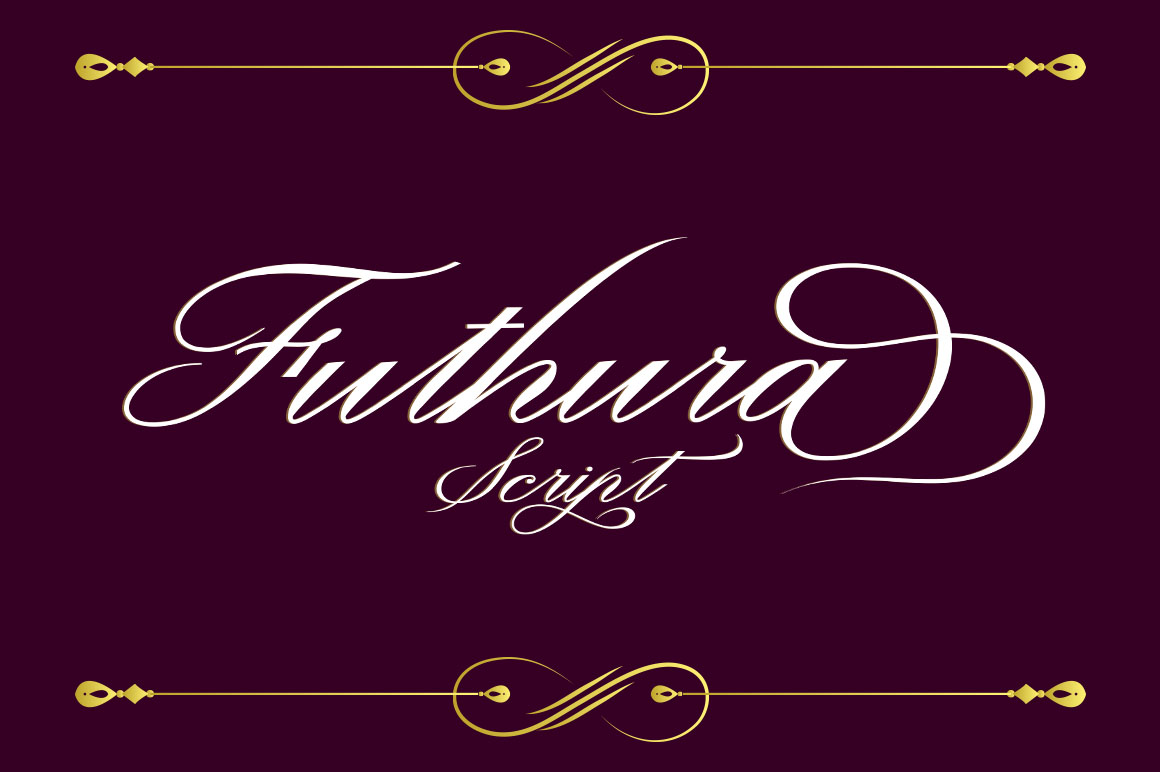 Futhura Script example image 10