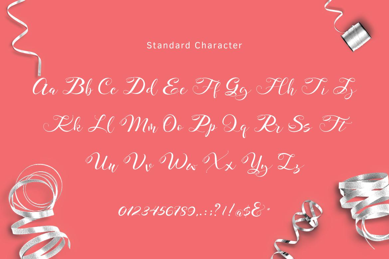 Mahdaleina Typeface example image 7