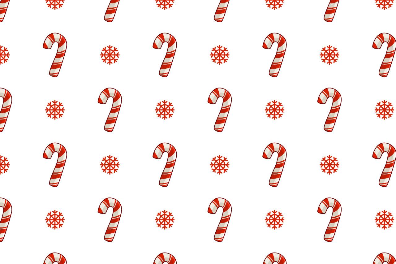 Merry Christmas - kawaii characters example image 2