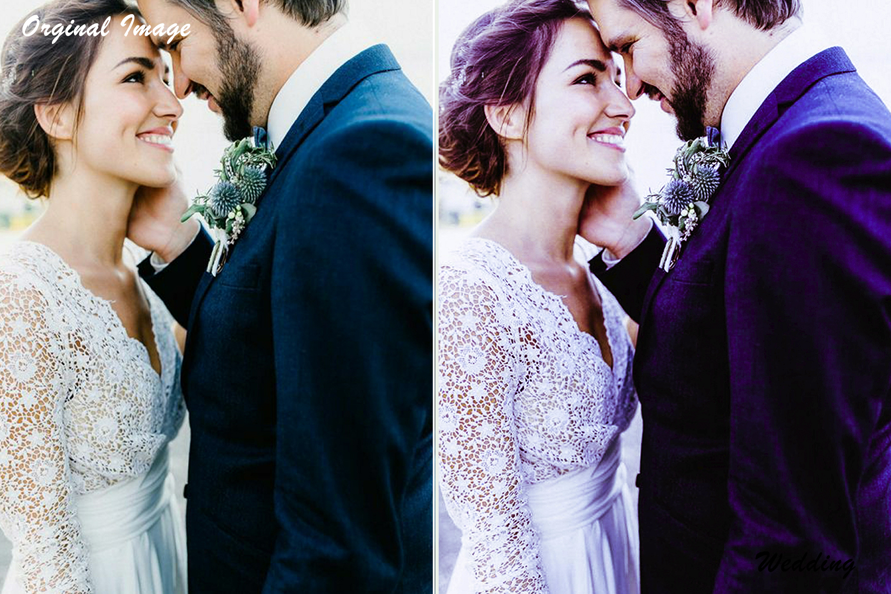 Wedding Lightroom Presets v1 example image 10