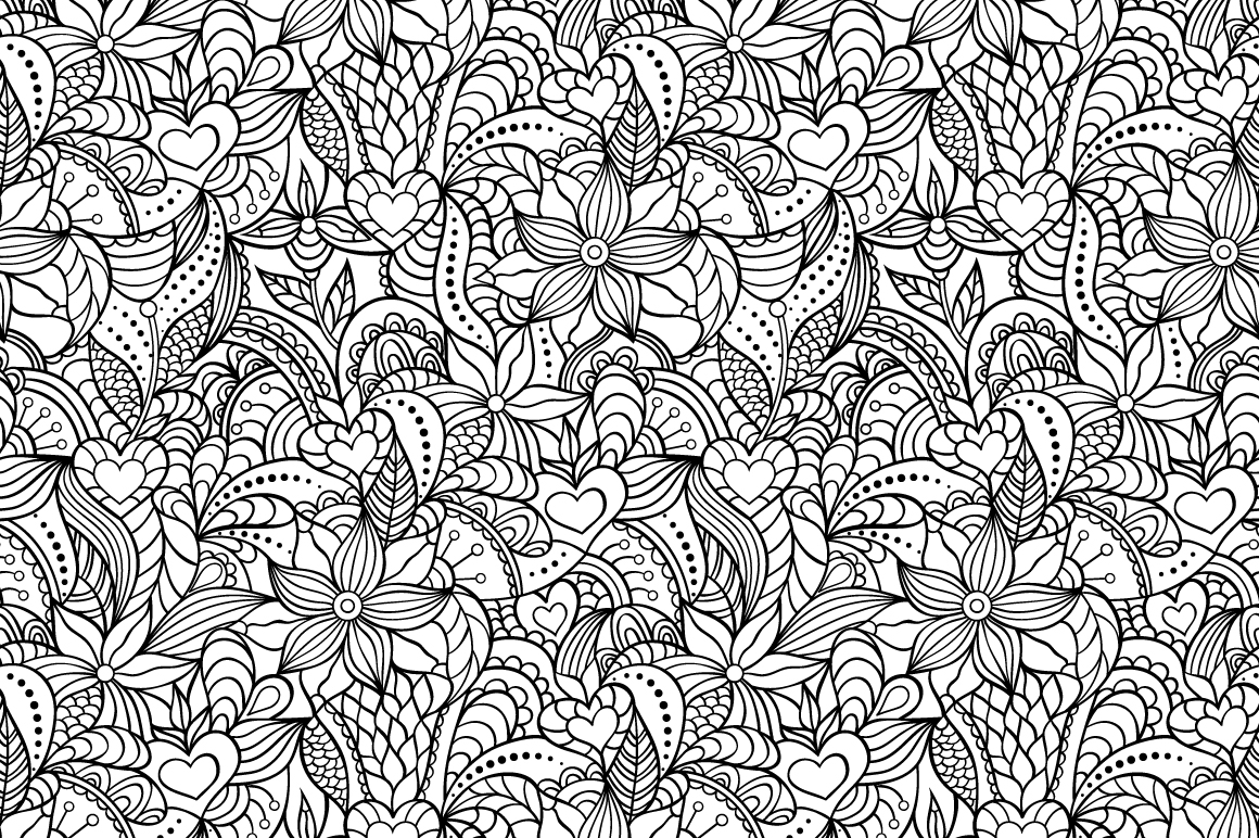 Floral patterns example image 3