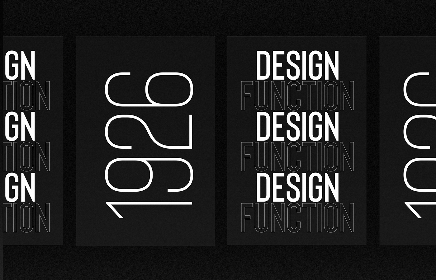 Bison - A powerful font example image 11