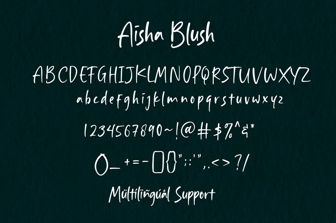 Aisha Blush example image 8