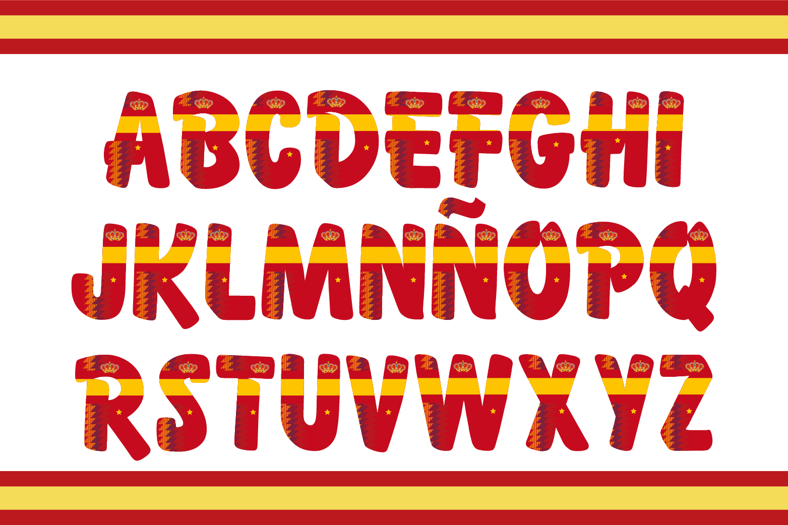 Spain Font example image 7