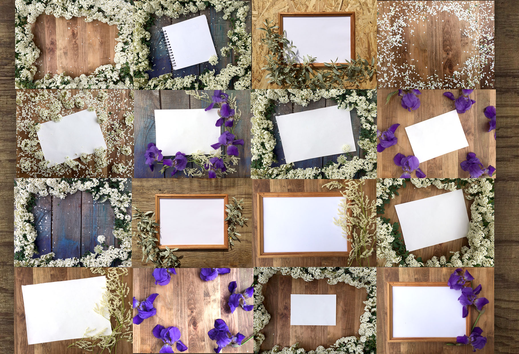 Flat lay photos of notebook for your example image 2