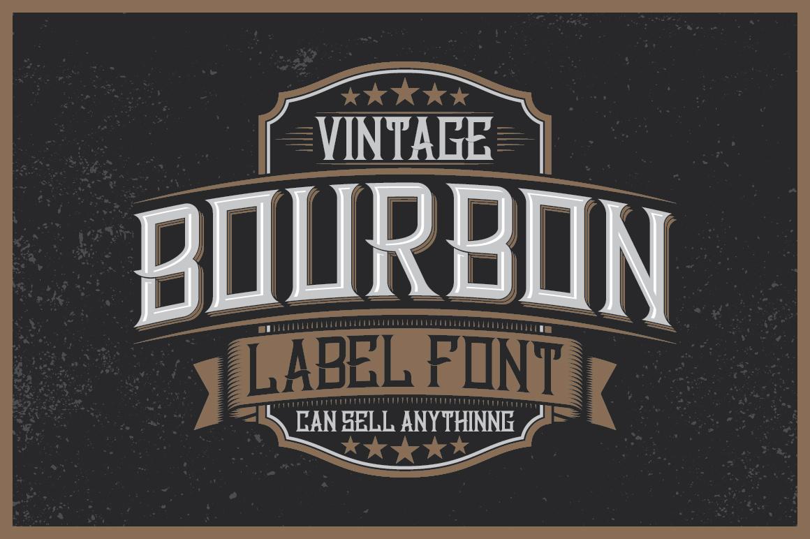Whiskey Fonts Bundle example image 17