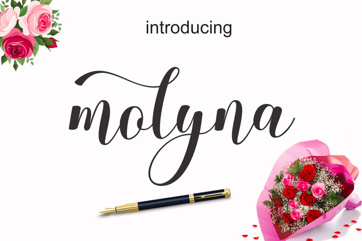 Molyna example 1