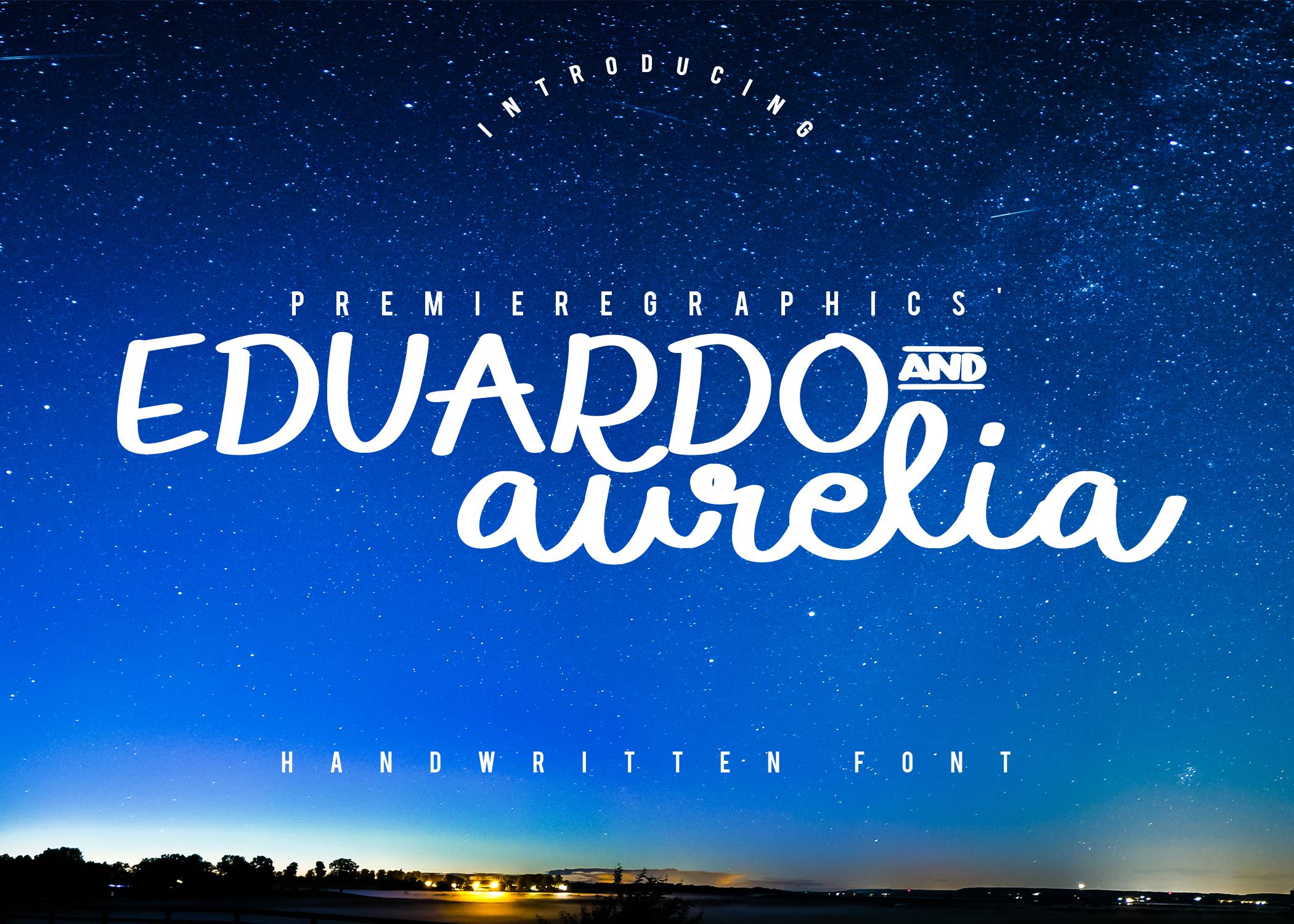 Eduardo and Aurelia example image 1