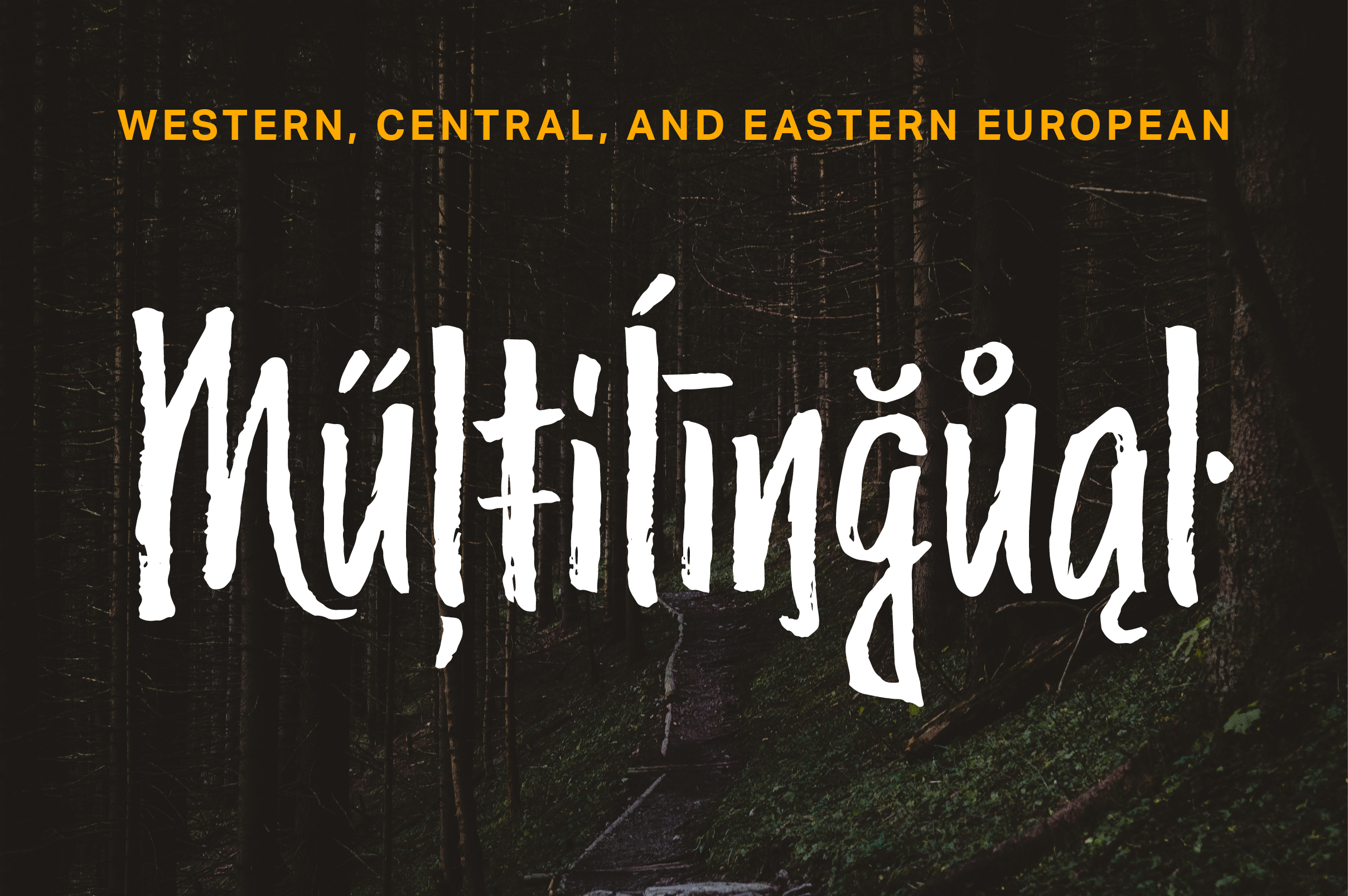 Trailmade Font Family example image 18