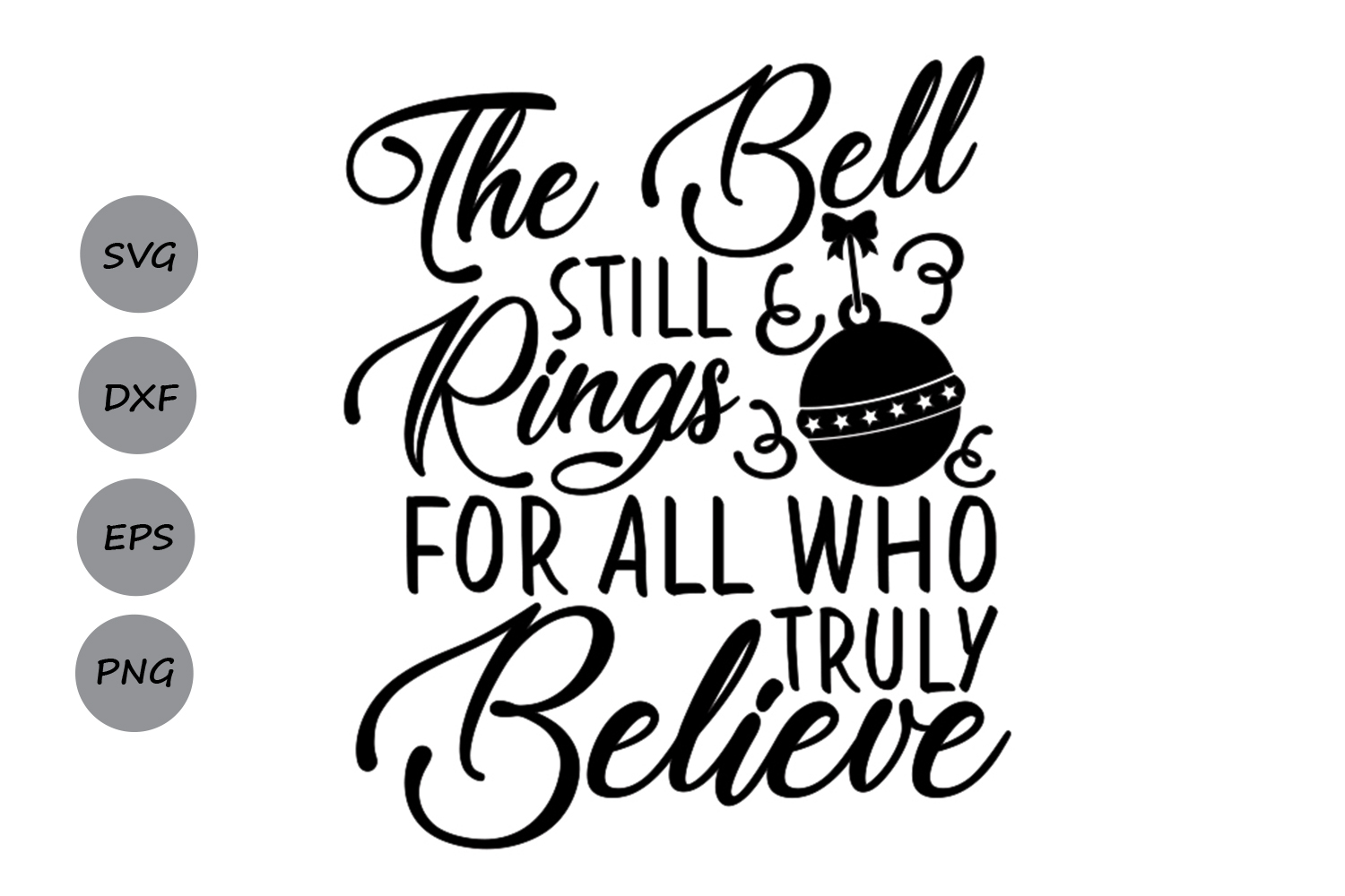 This is a graphic of Massif The Bell Still Rings for Those Who Truly Believe Printable