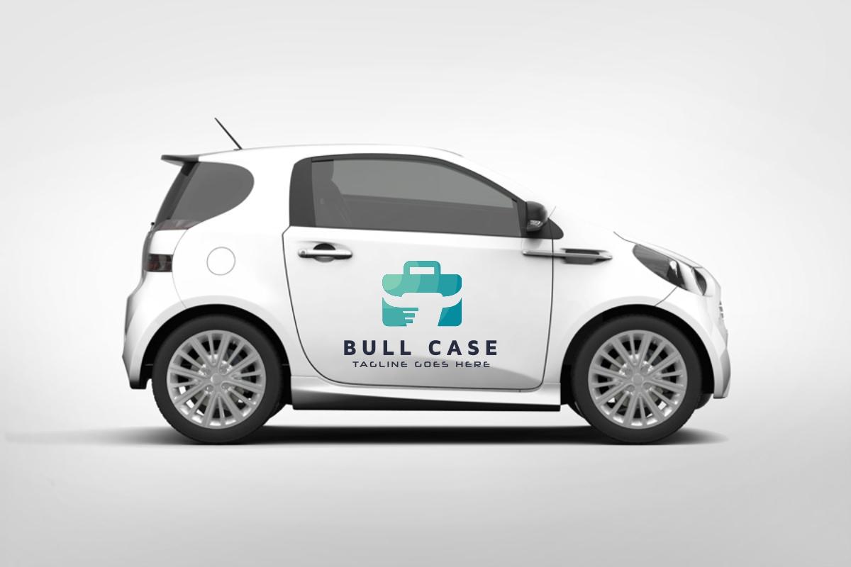 Bull Case Logo example image 5