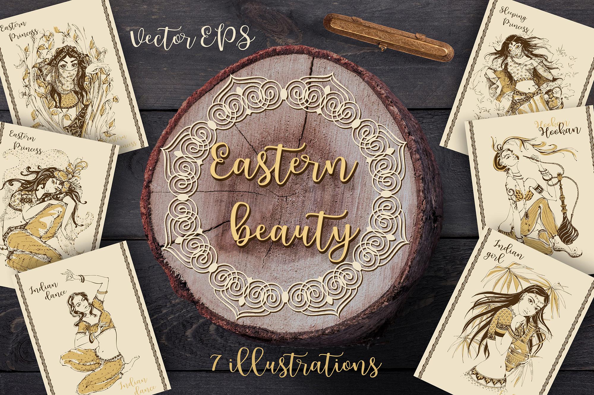 Eastern Beauty example image 1