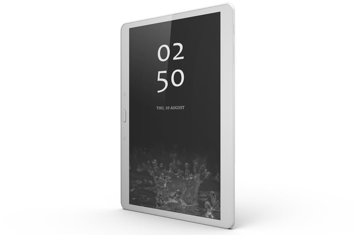 Samsung Galaxy S Tab Mockup example image 12