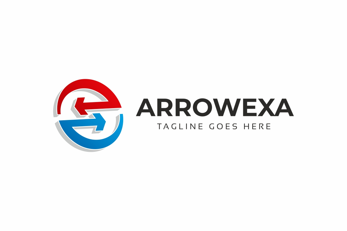 Arrows Infinity Logo example image 3