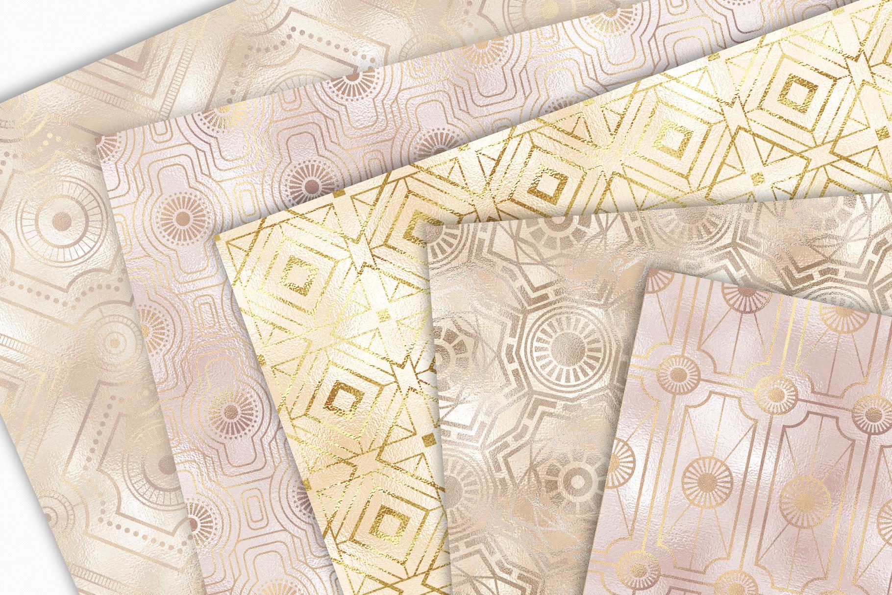 Noir - Patterns & Textures Bundle example image 28