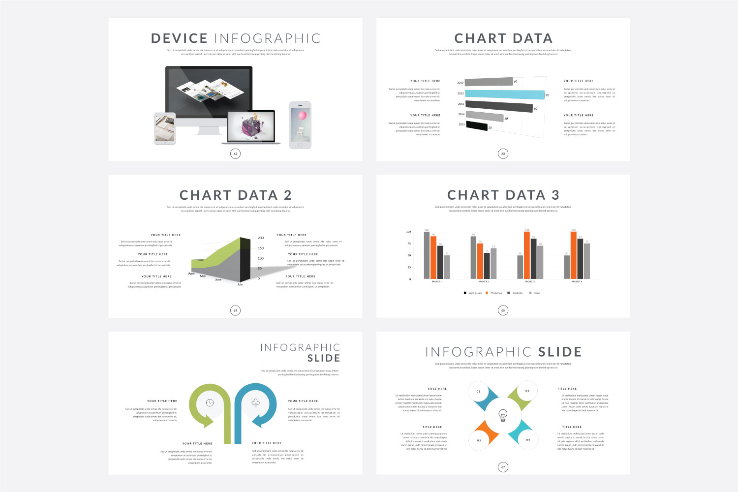 Phylox Powerpoint template example image 12