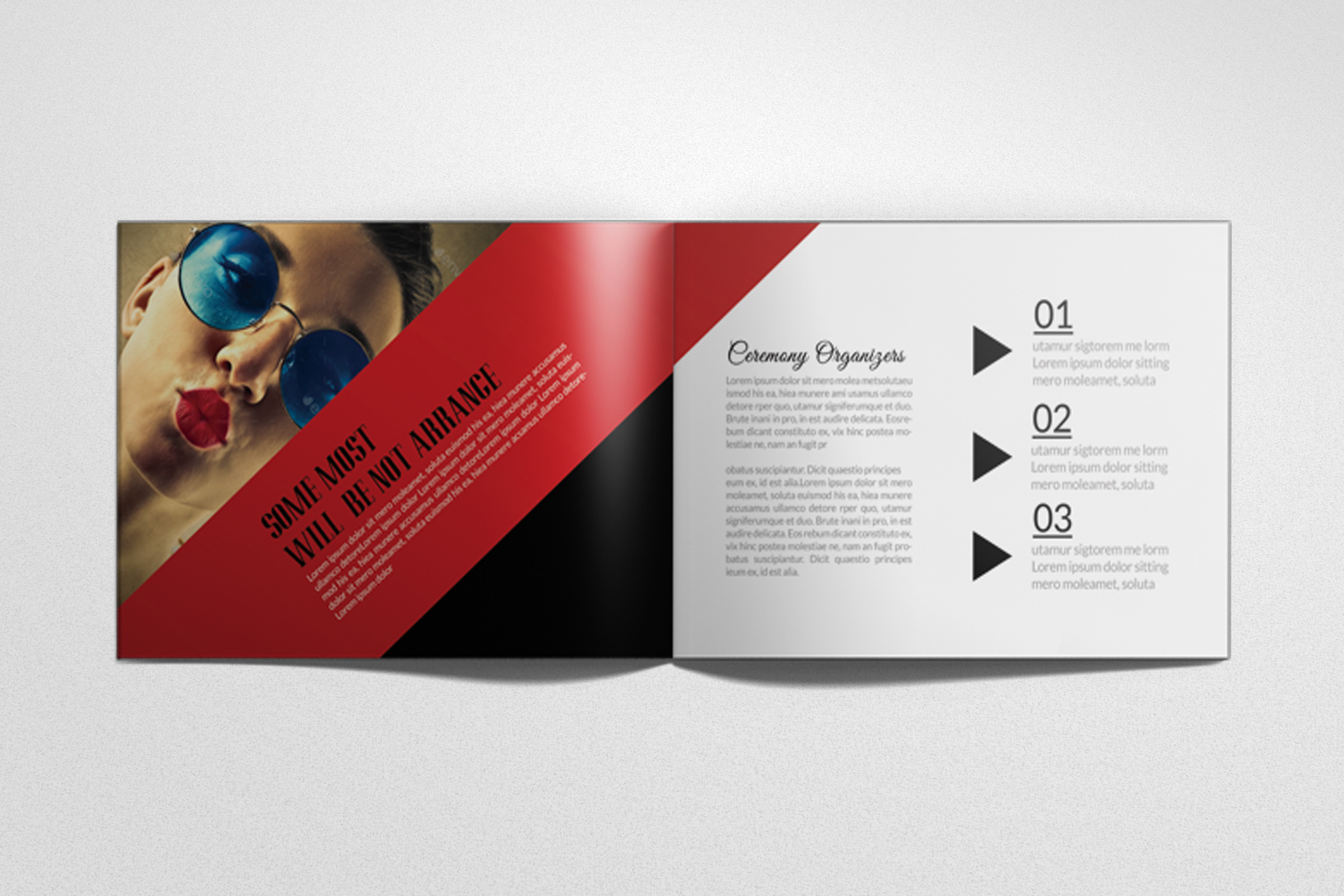 Fashion Promotion Bifold Brochure example image 2