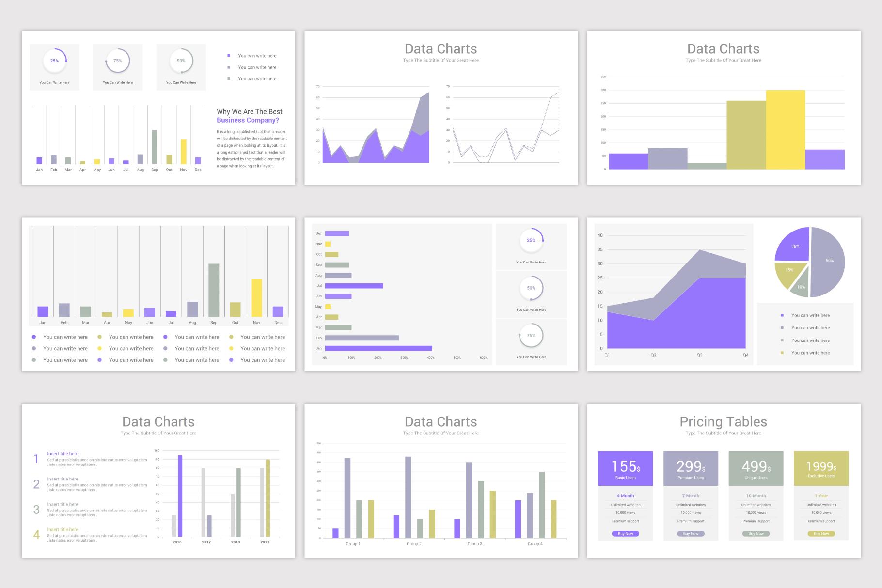 Company Profile Keynote Template example image 21