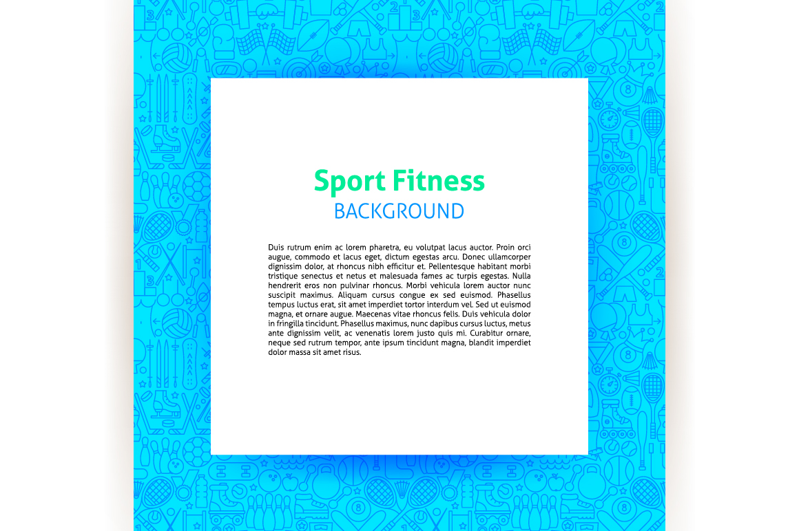 Sport Line Tile Pattern example image 3