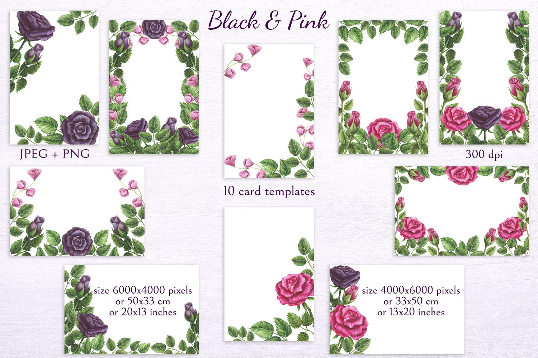 Black & Pink example image 8