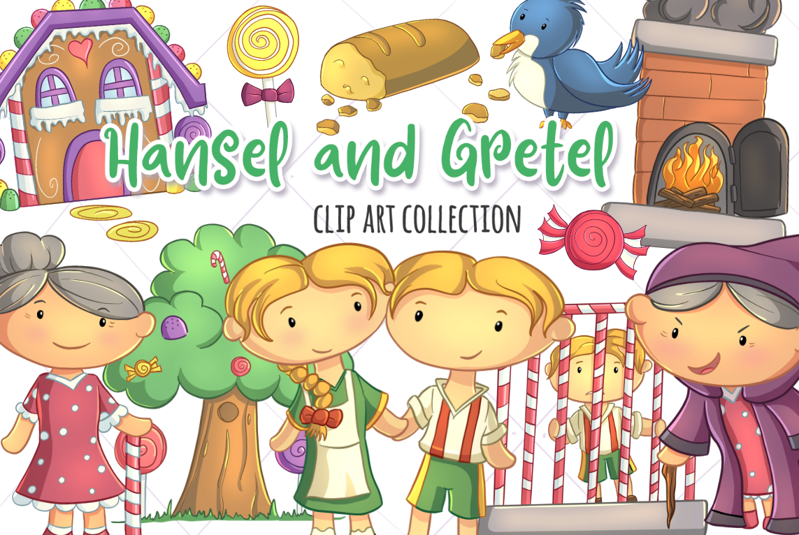 The Fairy Tale Graphics Bundle! example image 3