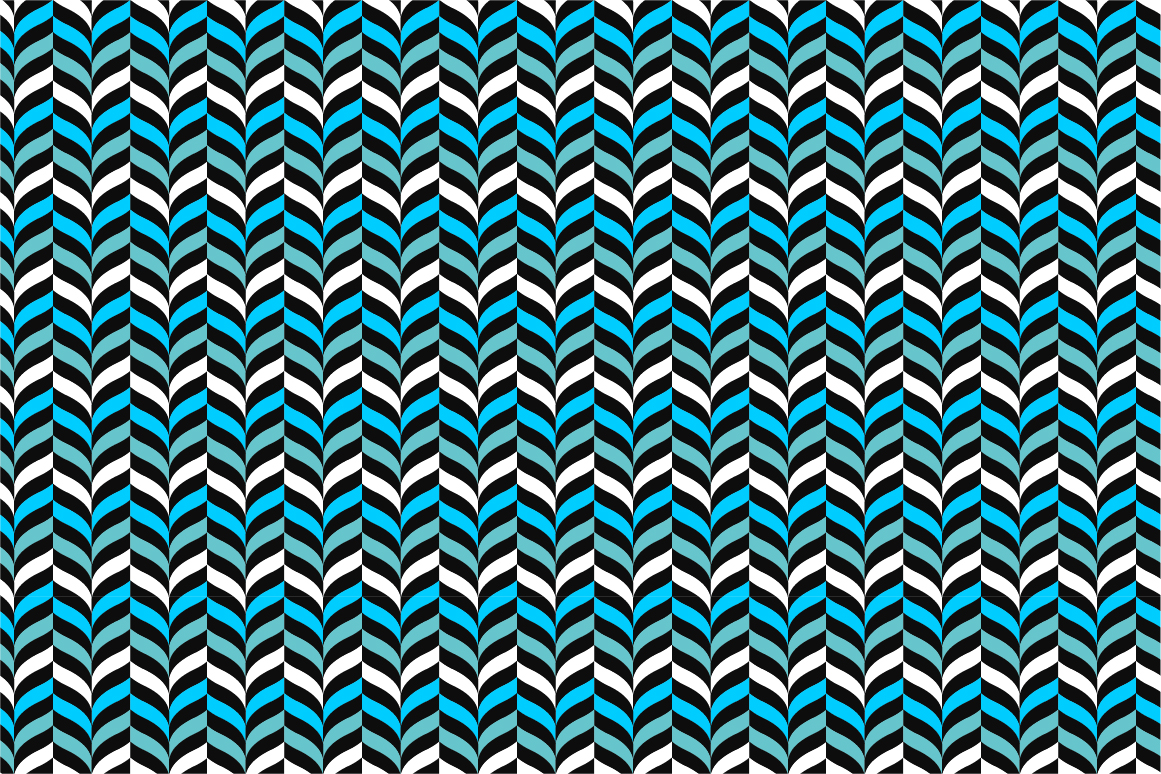 Collection of seamless patterns. example image 10