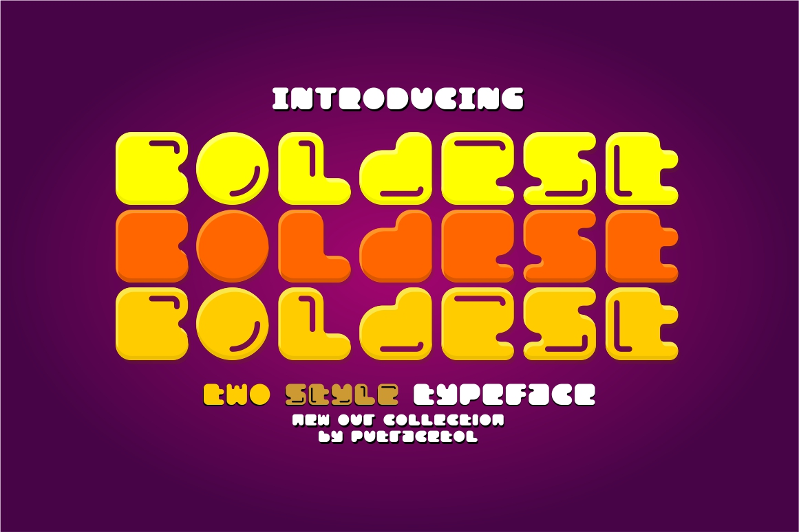 Boldest example image 1
