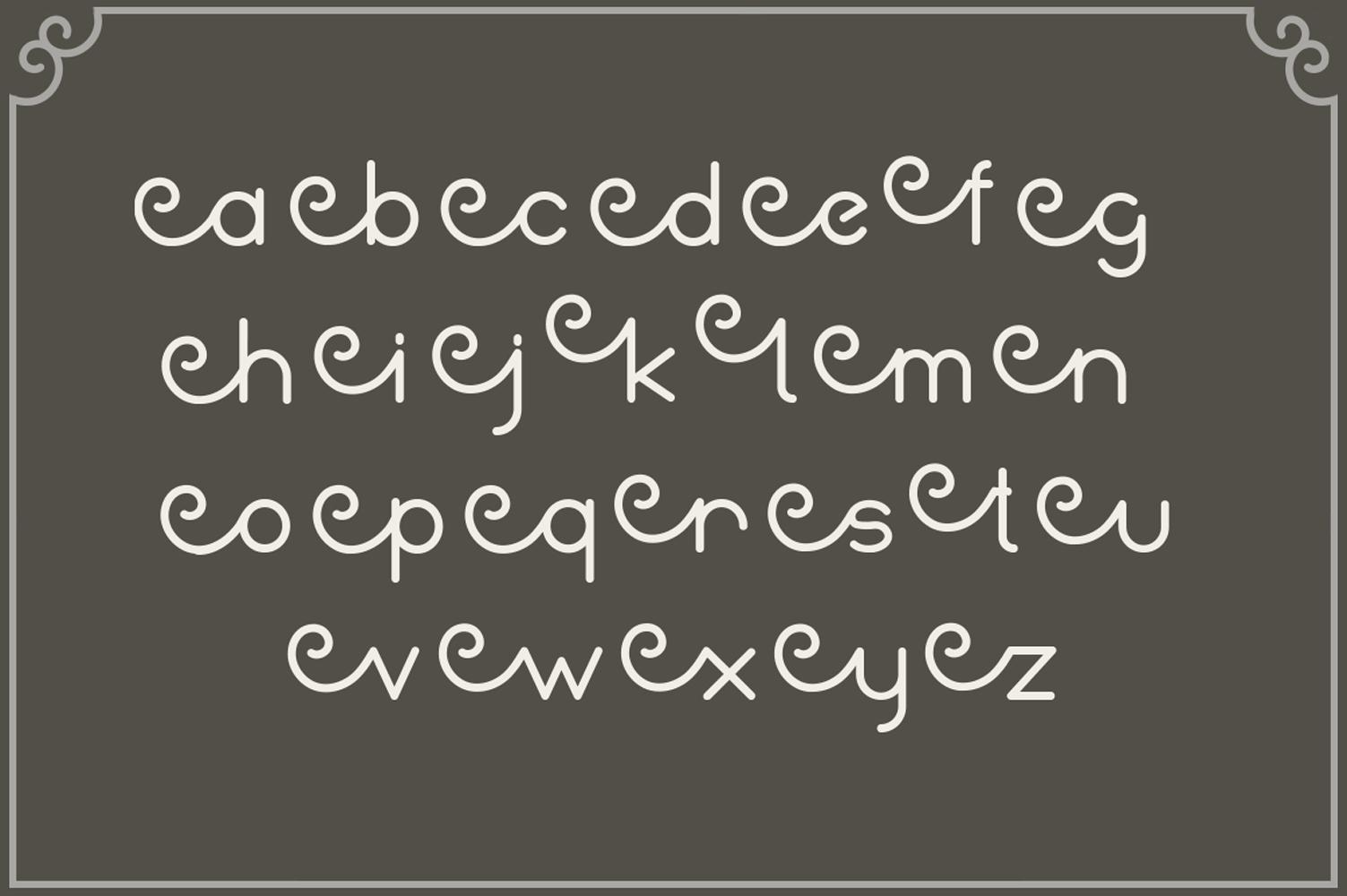 Belina Font example image 8