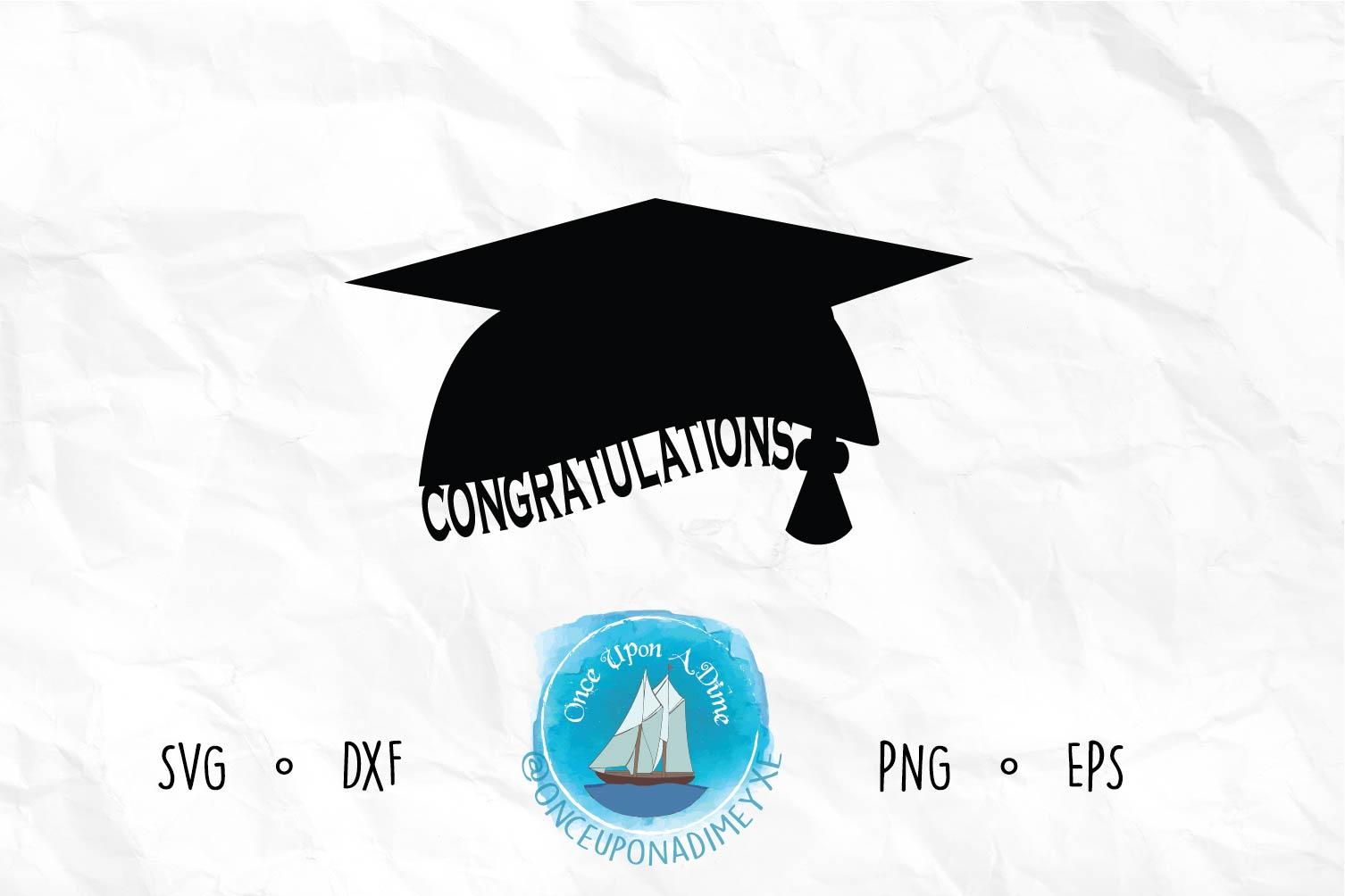 Congratulations Grad example image 1