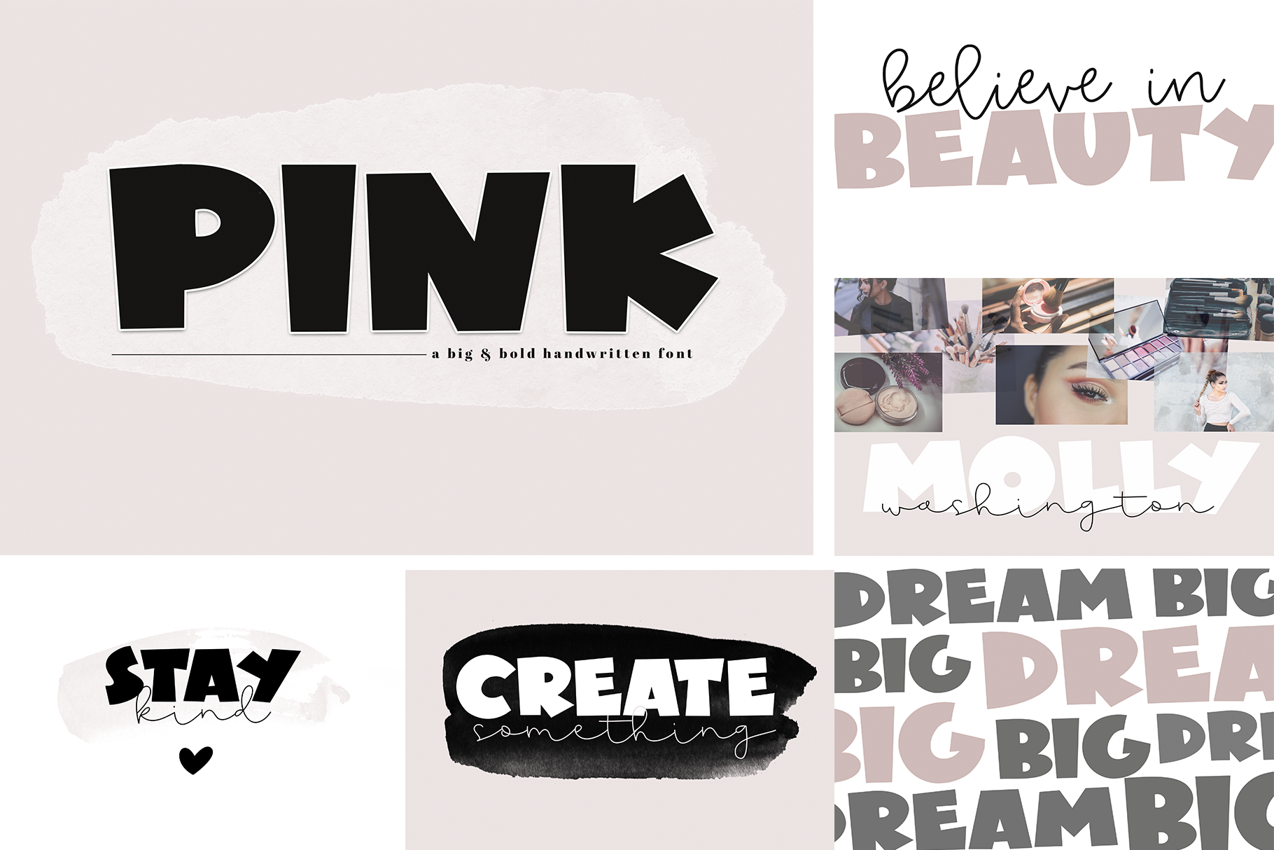 The Crafty Bundle - 14 Fun & Quirky Fonts example image 6