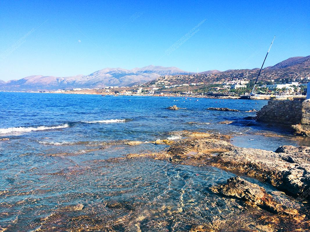 Exotic coast of Crete, Greece example image 1