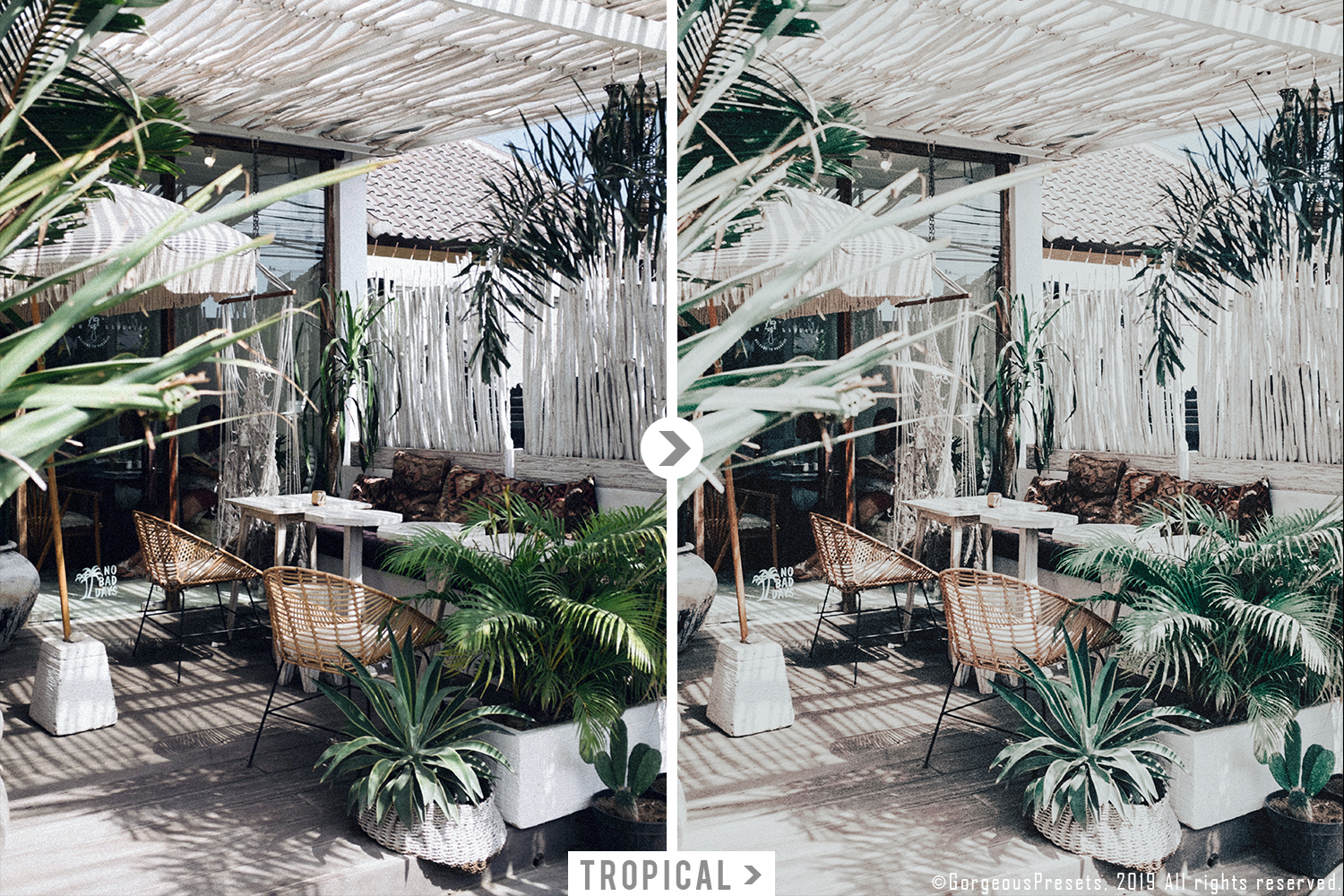 Mobile Lightroom Preset TROPICAL example image 5