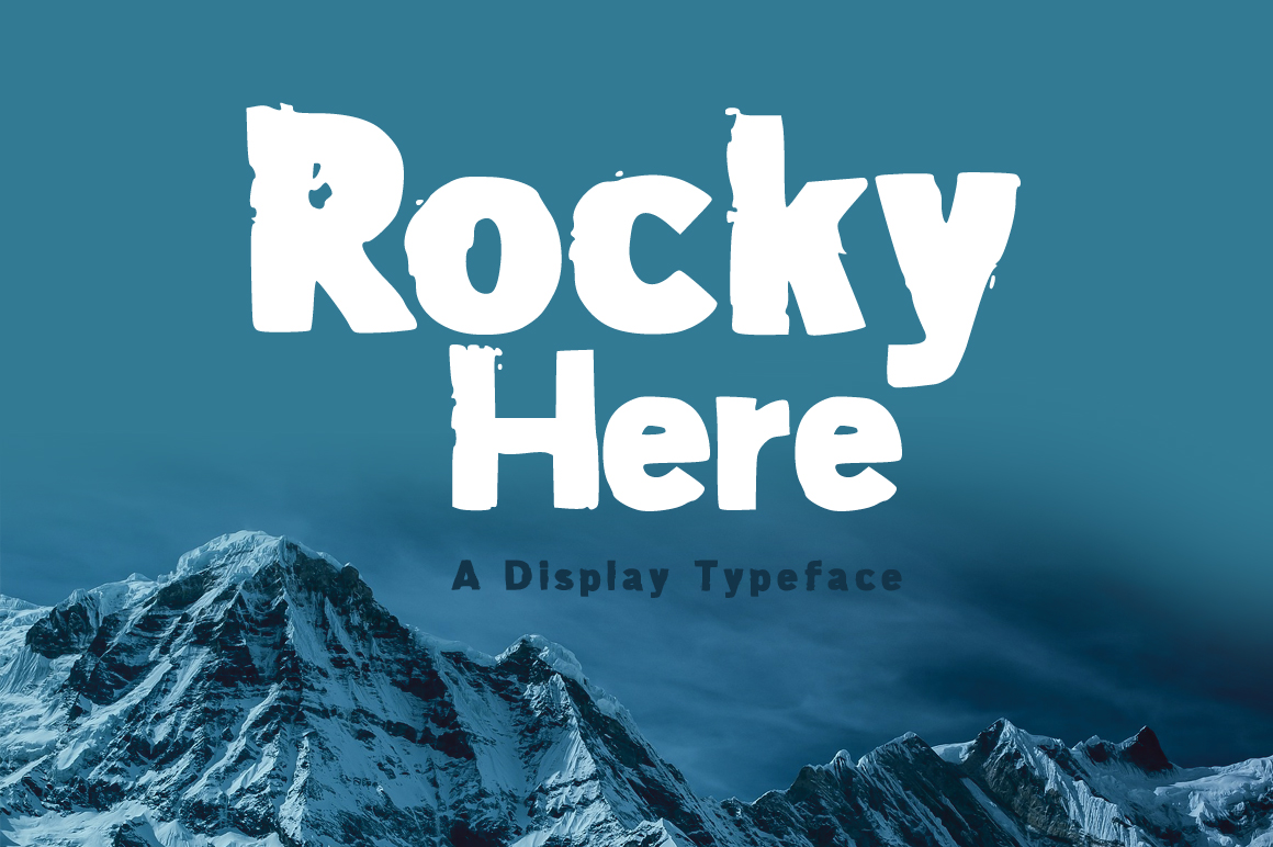 Rocky Here example image 1