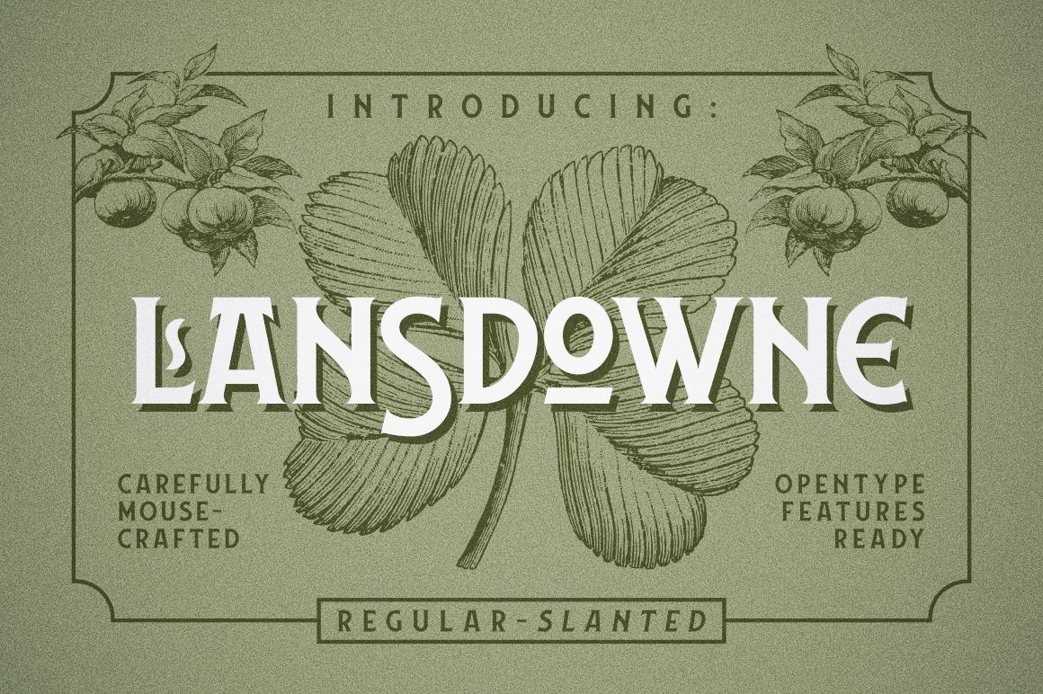 Lansdowne example image 2