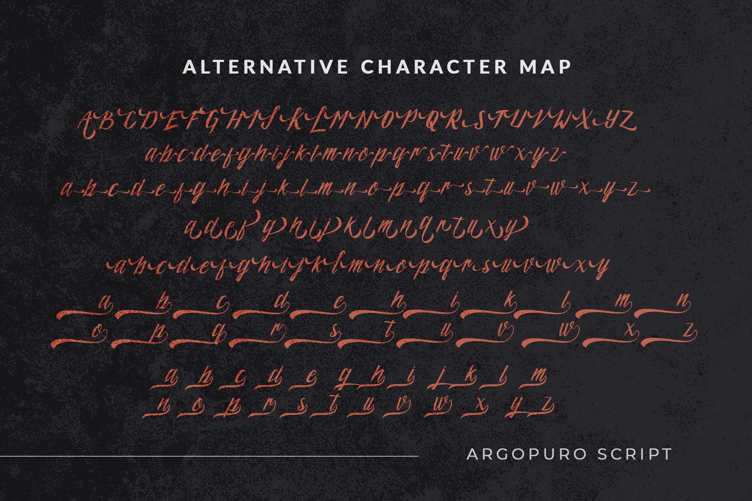 Argopuro Script example image 8