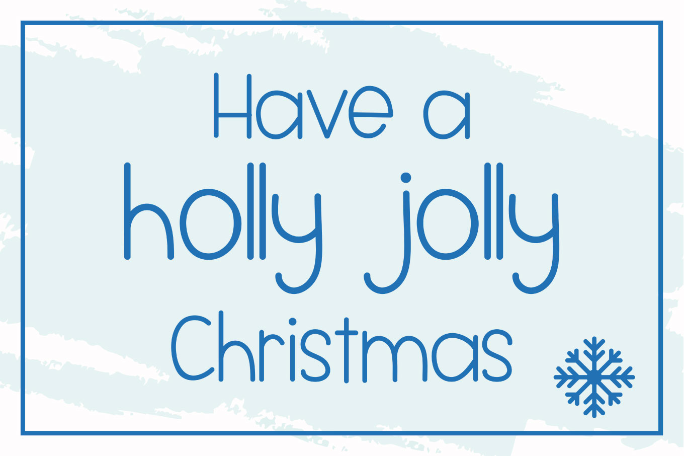 Figgy Pudding - A Christmas Font with Doodles example image 6