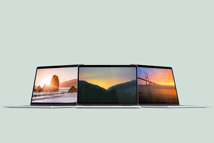 Macbook Pro Mock-Ups example image 8