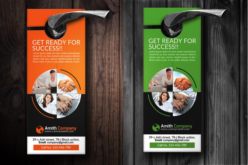 Business Door Hangers example image 2